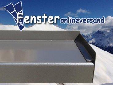 g nstige aluminium fensterbank online kaufen beste. Black Bedroom Furniture Sets. Home Design Ideas