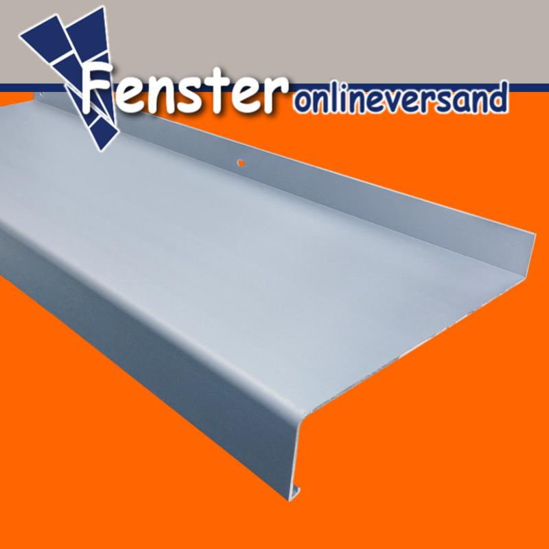 aluminium fensterbank g nstig online kaufen silber ev1 natur eloxiert tiefe 50 mm bis 400 mm. Black Bedroom Furniture Sets. Home Design Ideas